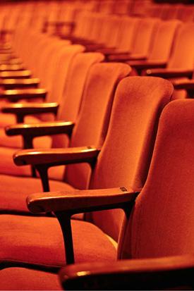 Phoenix Theatre Seating Charts